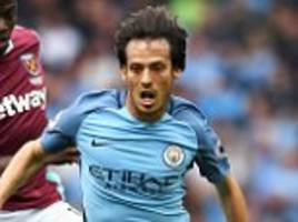david silva believes manchester city are 'improving every game' under pep guardiola as they enjoy perfect start to the new season