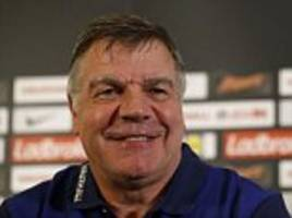 sam allardyce says 'the door will always be open' for ross barkley to return to england reckoning