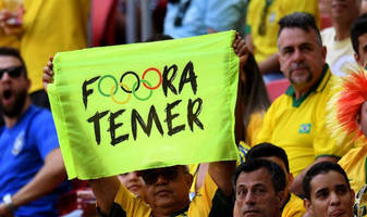 brazil's banana scoundrels will now win their olympics