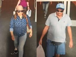 man, woman used stolen credit cards at huntington station target: police
