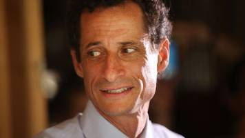 back at it? anthony weiner finds himself in another sexting scandal