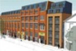 former leicester textiles factory to become student flats