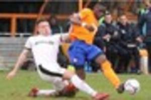 braintree town's akinola named as one top prospects in non-league...