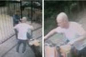 Wickford motorbike theft: Essex Police release images of two men...