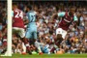 England boss gives his thoughts on West Ham winger Antonio after...