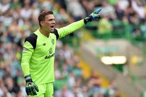 dorus de vries unsure whether he will be brendan rodgers' number one at celtic