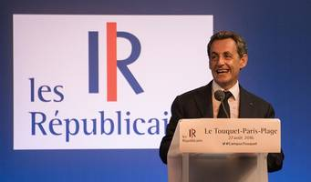 Sarkozy, if elected, vows to constitutionalize burkini ban in France