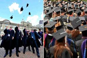 More Welsh students are winning university places