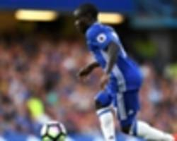 kante is like a 'rat', says chelsea star hazard