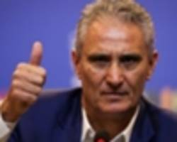 tite set to lead brazil into new era as world cup qualifying resumes