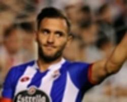 OFFICIAL: Arsenal announce Lucas Perez signing