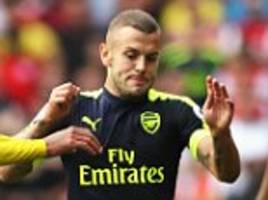 Arsenal are willing to let Jack Wilshere go on loan... but where could he end up before the transfer window shuts?