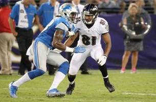 first team lions offense: play by play breakdown vs baltimore