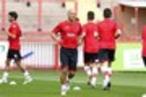exeter city boss paul tisdale names himself on the bench for efl...