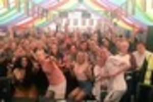 """Walsall Pride 2016 """"biggest and best ever"""""""