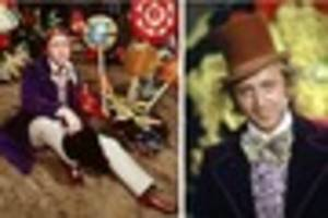 As generations mourn actor Gene Wilder, have a go at this Willy...