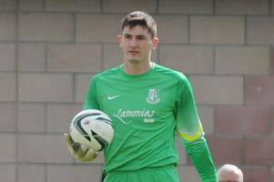 queen's park keeper andy murphy loving life at hampden park after move from fauldhouse united