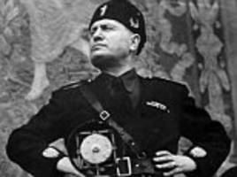 Mussolini's message to the future discovered under monument: How Italian fascist leader buried scripture under 300-tonne obelisk in Rome