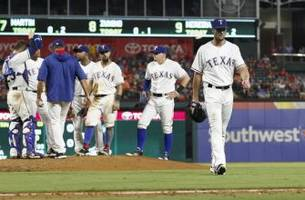 texas rangers summarized season in one game: part 1