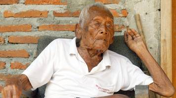 145-Year-Old Man Has Been 'Ready To Die' Since 1992