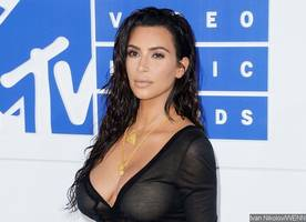 Kim Kardashian Flashes Nipples in Intriguing Ensemble During an Outing in NYC