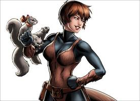 marvel developing 'new warriors' comedy series featuring squirrel girl