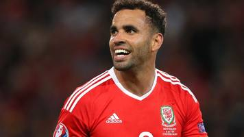 euro 2016: hal robson-kanu's incredible goal for wales v belgium