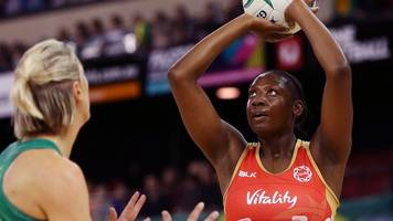 netball quad series: england suffer second defeat as australia prove too strong