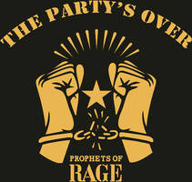 prophets of rage: the party's over ep