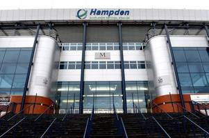 rangers slam sfa charges: hampden bosses have put goalposts ahead of player safety