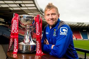 richie foran says it's the manager's duty to help inverness players when they are stuck in a dark place