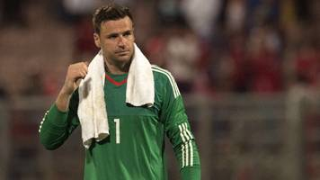 scotland: david marshall should be number one keeper - alan rough