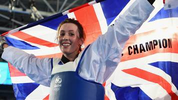 jade jones: two-time olympic taekwondo champion 'has learnt lessons'