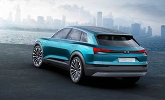 audi's first three electric vehicles take shape, will arrive by 2020