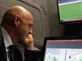 fifa president gianni infantino hopes 'video assistant referees' are used at 2018 world cup