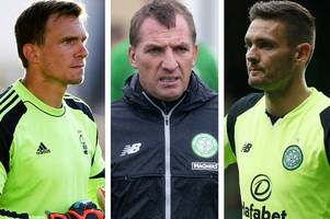 rough justice as craig gordon is hung out to dry by brendan rodgers says ex-scotland keeper