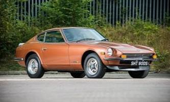 low-mileage datsun 260z looking for a new owner