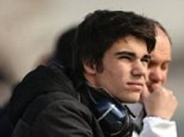 lance stroll emerges as contender to replace felipe massa at williams formula one