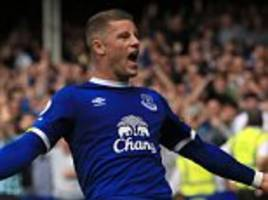 ross barkley needs to match the consistency of steven gerrard and frank lampard in order to become a top player according to gareth barry