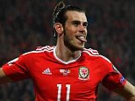 wales 4-0 moldova: sam vokes, joe allen and gareth bale strike to give chris coleman winning start to world cup qualification