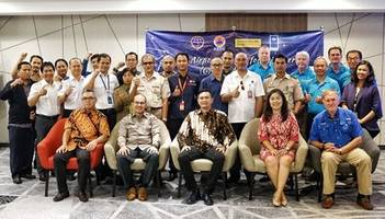 deutsche post dhl group and united nations development programme hold airport disaster preparedness workshops in bali and lombok
