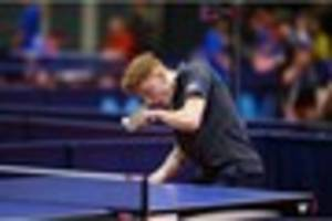 rio 2016 paralympic games: table tennis talent billy shilton...