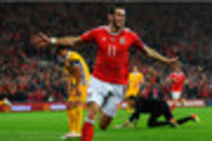 wales begin world cup 2018 qualifying campaign with 4-0 win over...