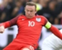 england captain rooney should have retired after euro 2016 - shilton