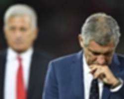 santos: portugal must forget euro 2016