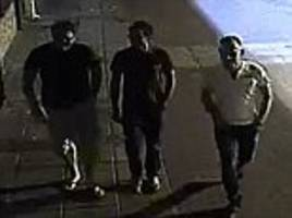 essex police issue cctv images of witnesses after man was 'murdered in a hate attack'