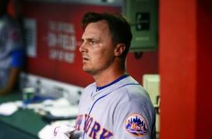 new york mets: is jay bruce unhappy?