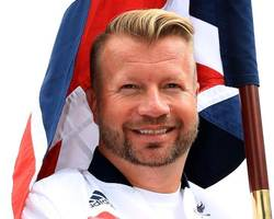 gb's opening ceremony flagbearer