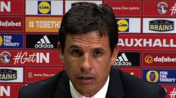 wales 4-0 moldova: chris coleman's side 'desperate' for world cup place