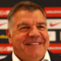 england haunted by iceland loss - big sam